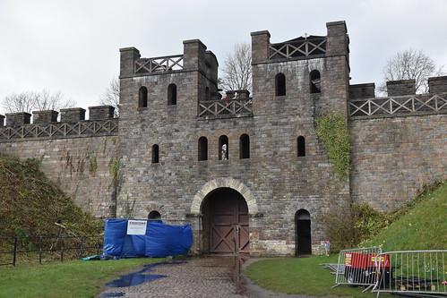 North Gate | Porth y Gogledd