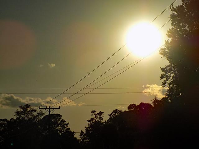 Sun Begins To Fade.