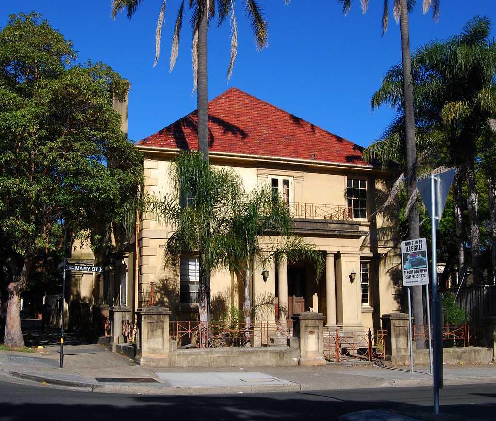 Building, Auburn, Sydney, NSW.