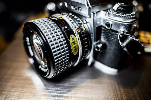 Nikon Nikkor 100mm F/2.8 Series E AIS | by ericlwoods