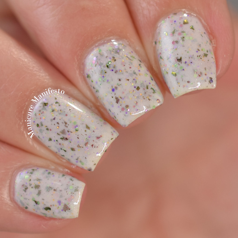 Girly Bits Cosmetics Party Gras Review