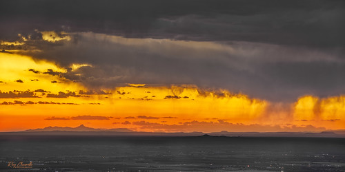 elpaso texas sunset sky clouds mountains southwest landscape canon5dmarkiii canonef70200mmf28lisiiusm virga