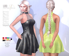LRD Dress Nikki Fatpack