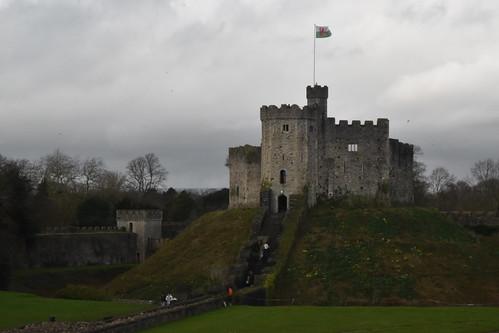 Castles of Britain: Cardiff