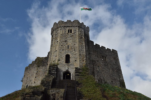 Castles of Wales: Cardiff