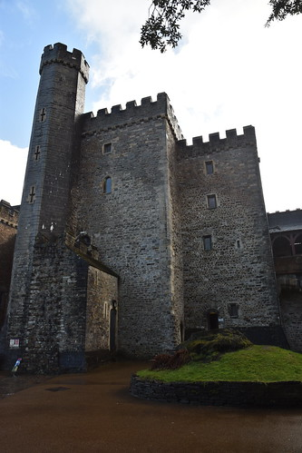 The Black Tower | Y Twr Du
