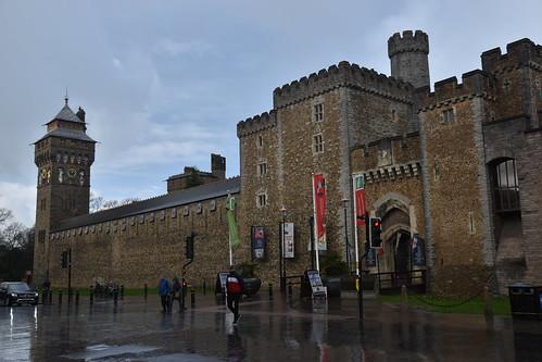 Cardiff Castle | Castell Caerdydd