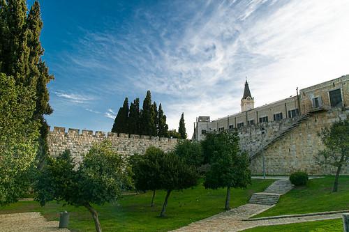 israel misholhapninimgarden theoldcity иерусалим израиль старыйгород ירושלים ישראל jerusalem urban landscape пейзаж