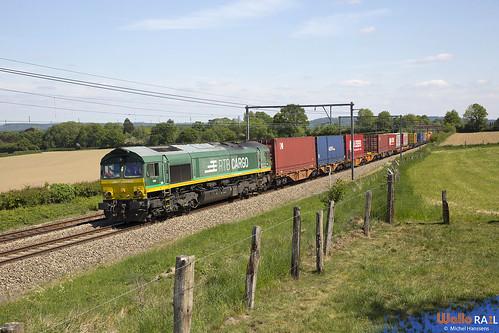 V 266 RTB Cargo . Z 40678 . Lontzen . 16.05.20.