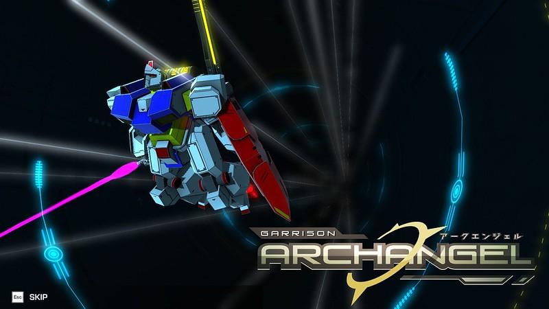 Garnisonserzengel - Gundam
