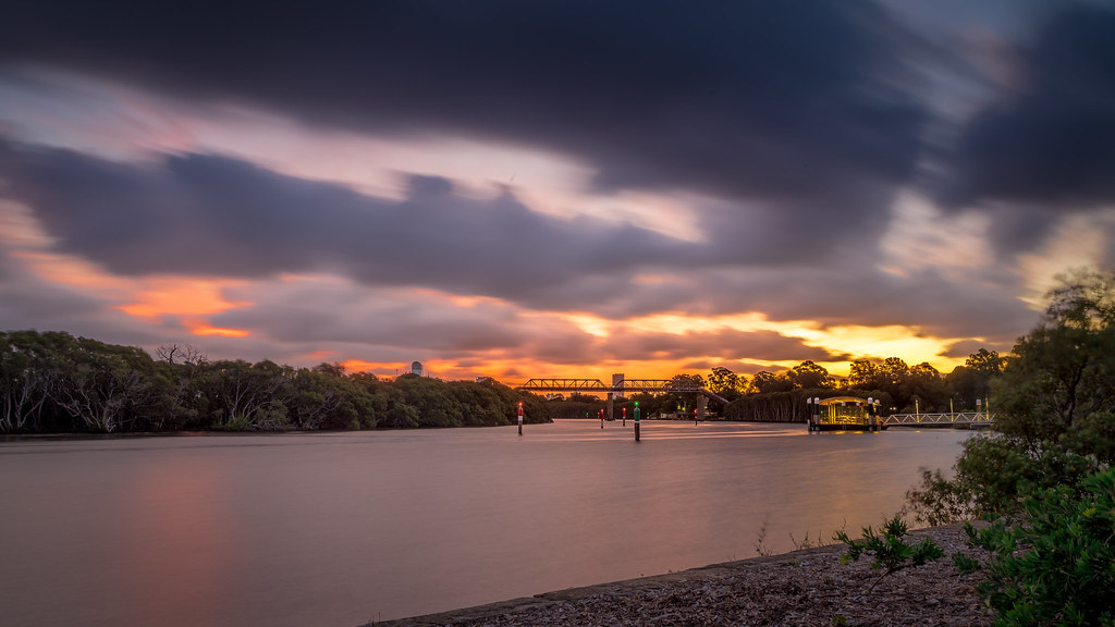 Sunset in Rydalmere 2