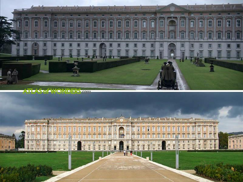 The Great Palace Location