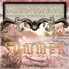 The Amazing Special Summer Edition of Deco(c)rate!