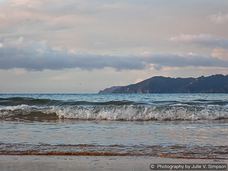 Coopers beach waves coming in | by Julie Vause Photographer