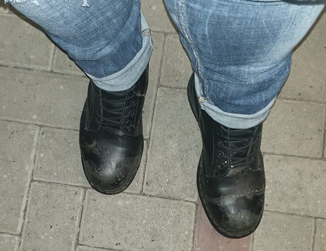 1919 in rainy day e favourite diesel jeans