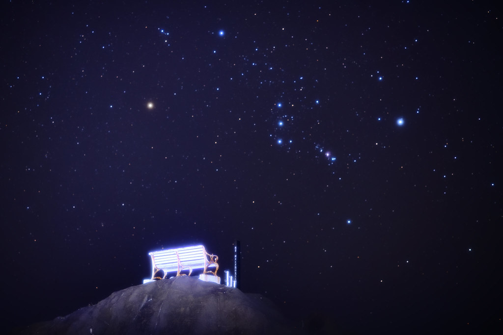 Glow, Under Orion元画像
