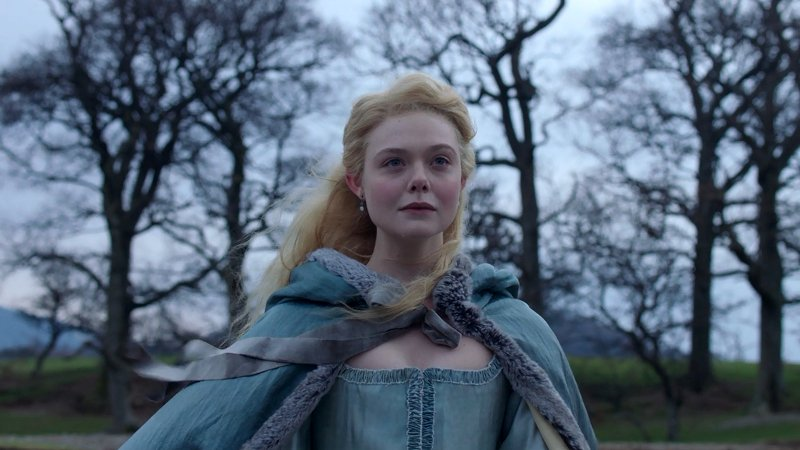 Elle Fanning as Catherine The Great
