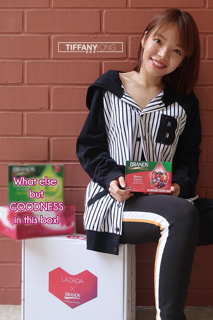 brands lazada surprise box tiffany yong