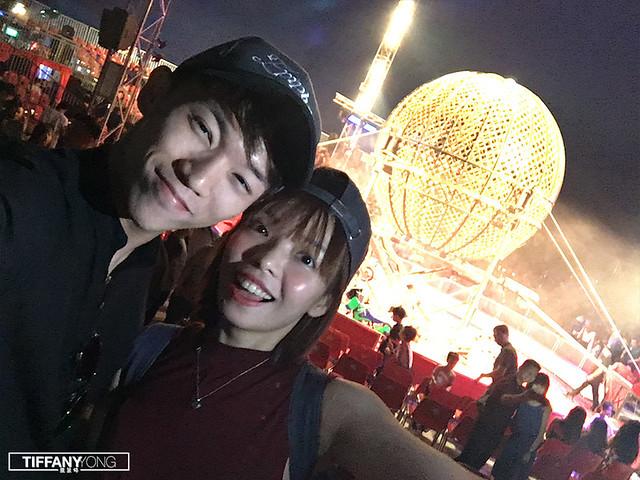 Peps Goh tiffany Yong Moscow Circus 2018