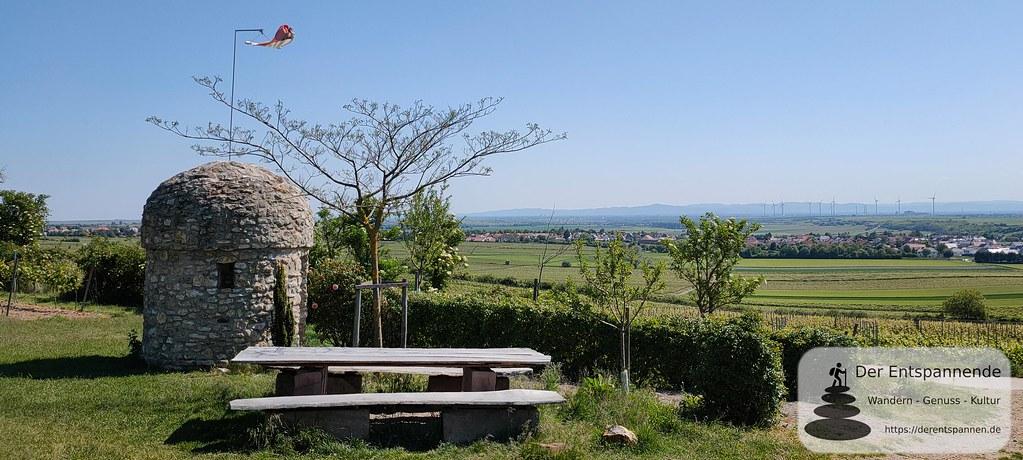 Trullo vom Weingut Beyer-Bähr über Flörsheim-Dalsheim