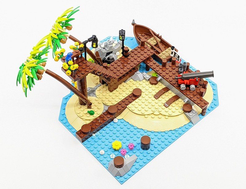 21322: Pirates of Barracuda Bay