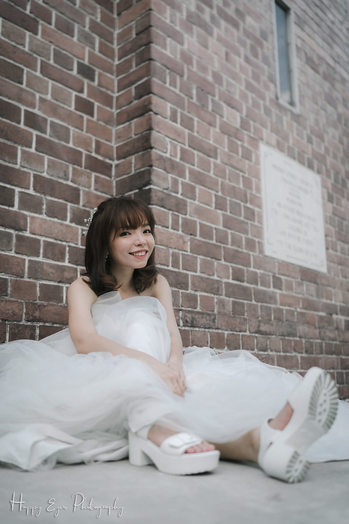Happy Eyes Prewedding Tiffany Yong