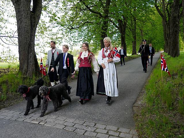 Nationale Dag Noorwegen 2020