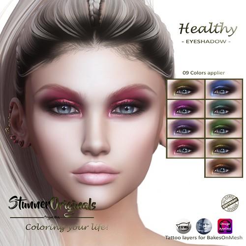 .:: StunnerOriginals ::. Eyeshadow Healthy