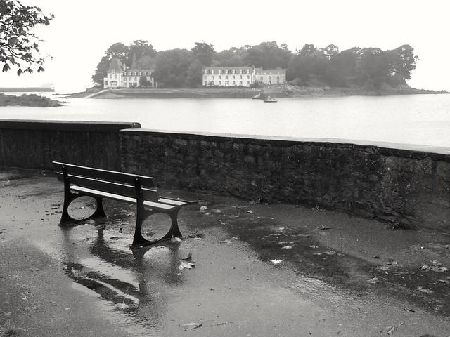 Le banc...the bench