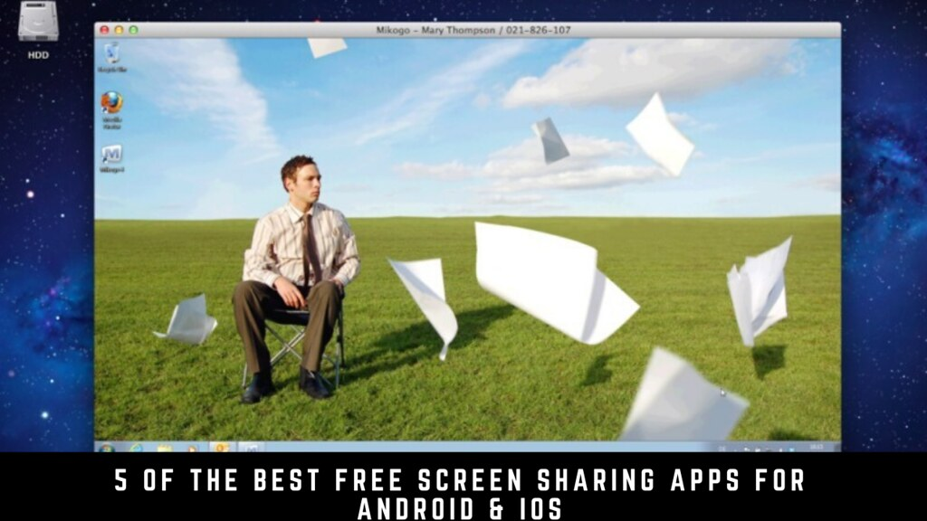 5 Of The Best Free Screen Sharing Apps For Android & iOS