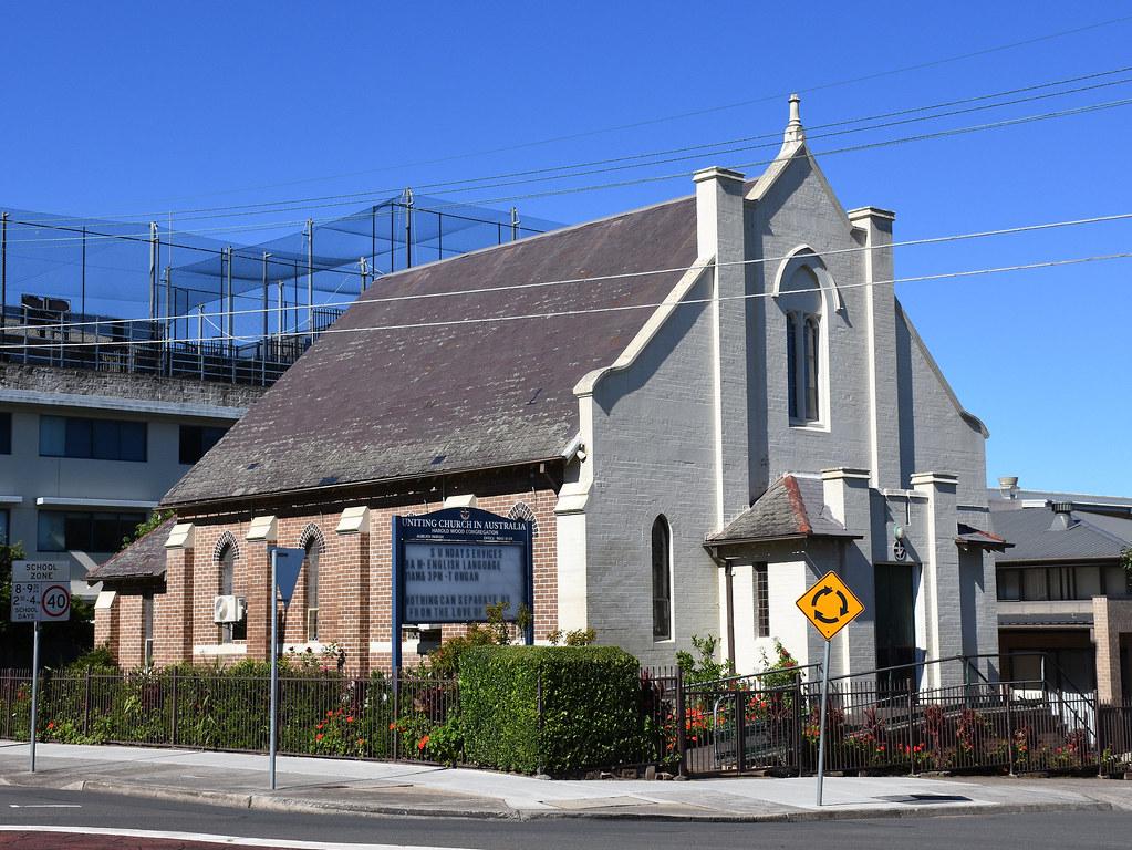 Uniting Church, Auburn, Sydney, NSW.