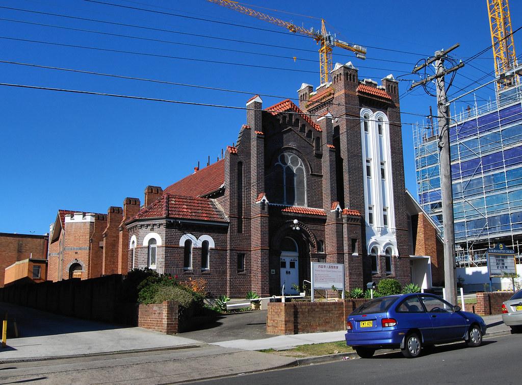 Auburn Baptist Church, Sydney, NSW.