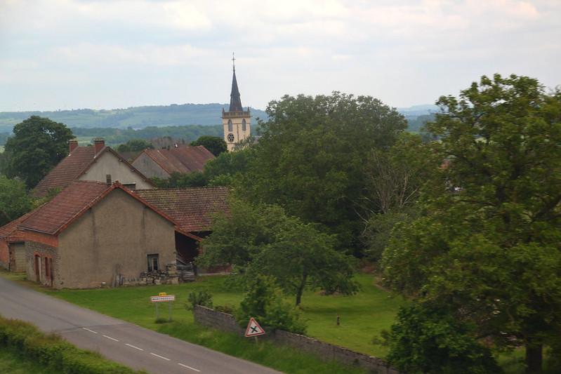 village de Bourgogne, Marcheseuil