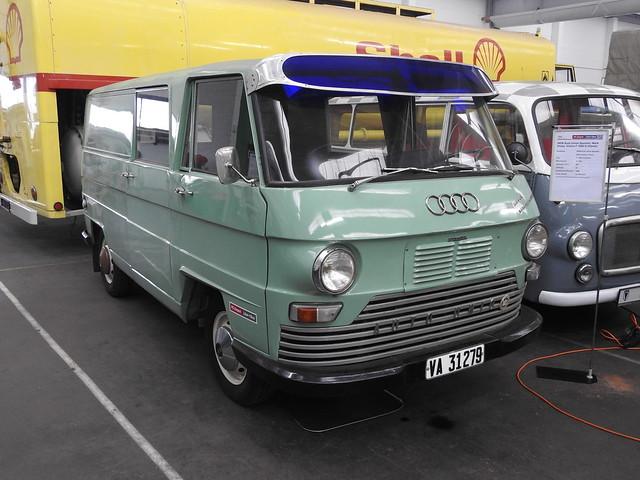 Auto Union F1000 D