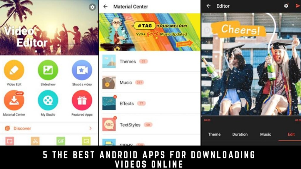 5 The Best Android Apps for Downloading Videos Online
