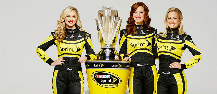 NASCAR TROPHY GIRLS AND SPONSOR GIRLS | Flickr