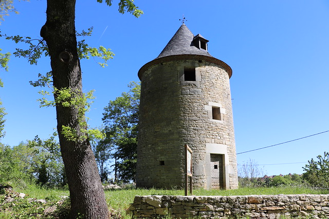 [138-011] Labastide-Murat - Moulin de Murat (Chayroux)