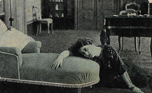 Hesperia in La donna abbondanata (1917)