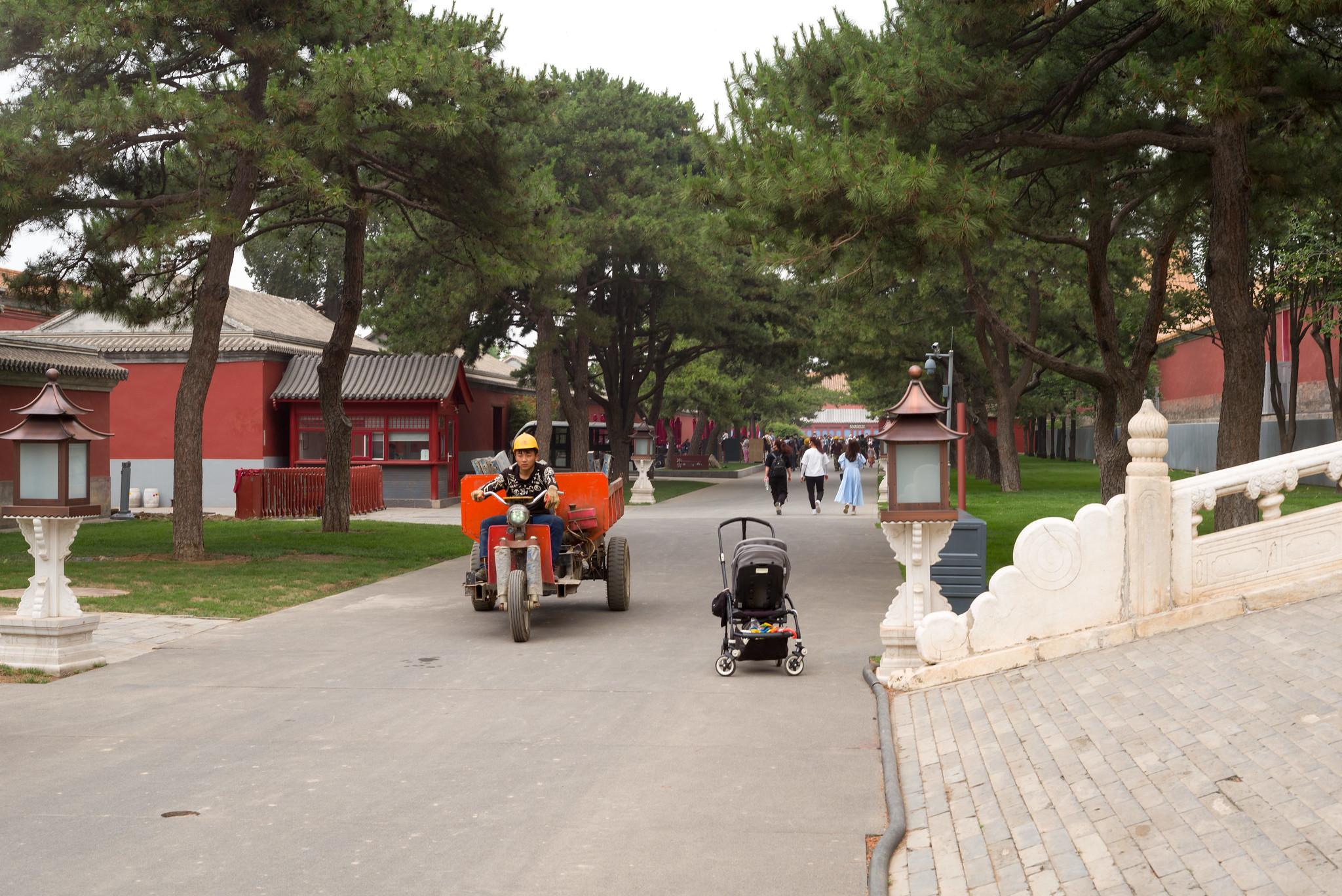 Gugong-Dreirad