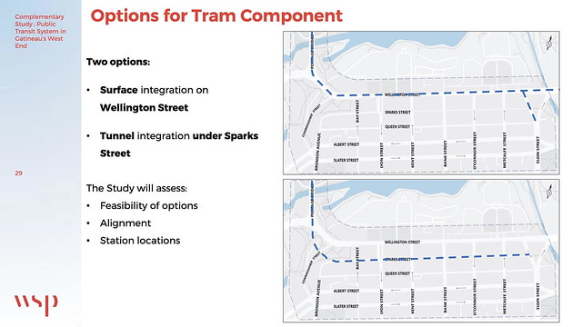 STO - 15 May 2020 - Options for Tram Component in Ottawa - slide 29