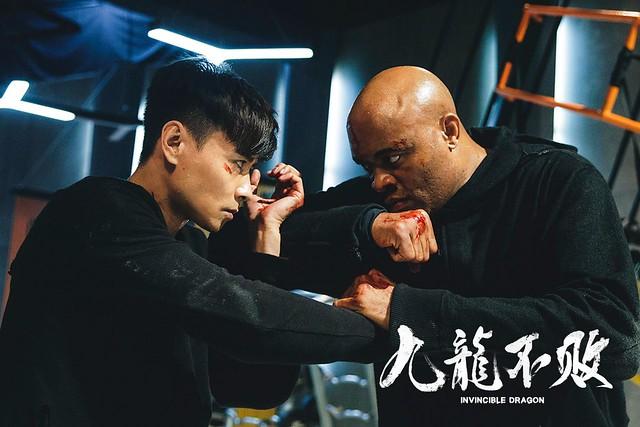 Zhang Jin Anderson Silva