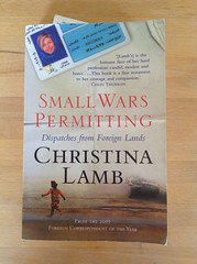 Small Wars Permitting - Christina Lamb