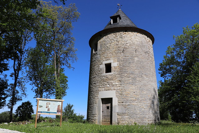 Labastide-Murat - Moulin de Murat (Chayroux)