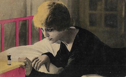 Diana Karenne in La peccatrice casta (1919)