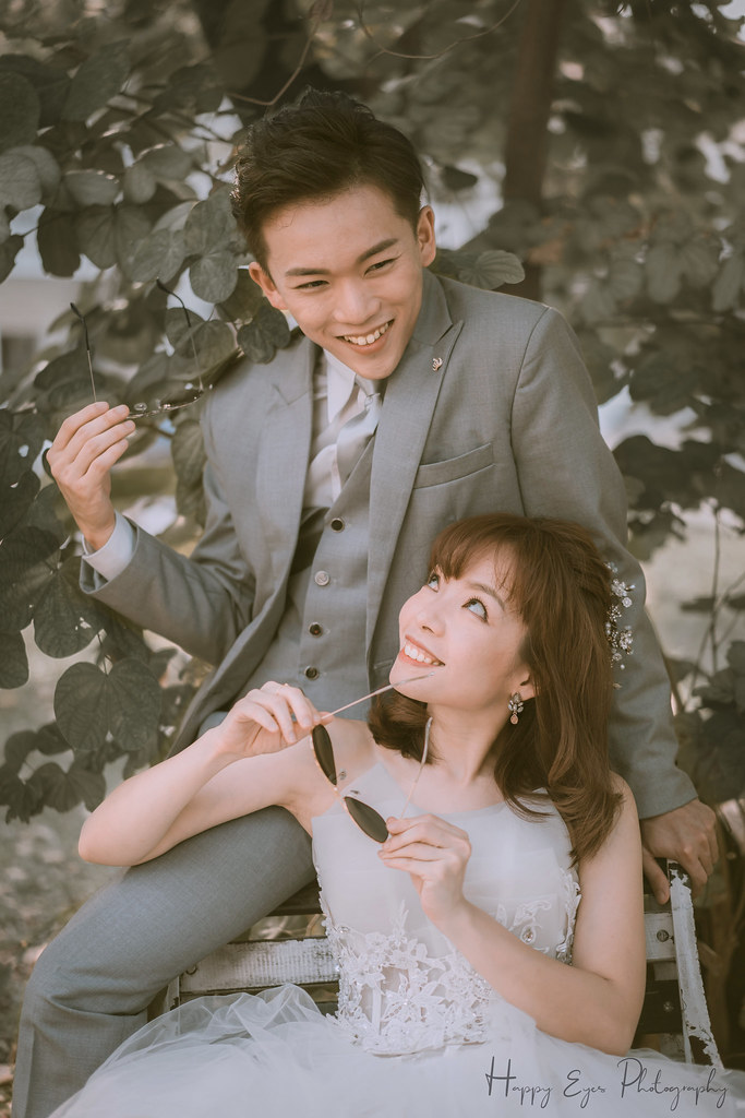 Peps Goh and Tiffany Yong prewedding