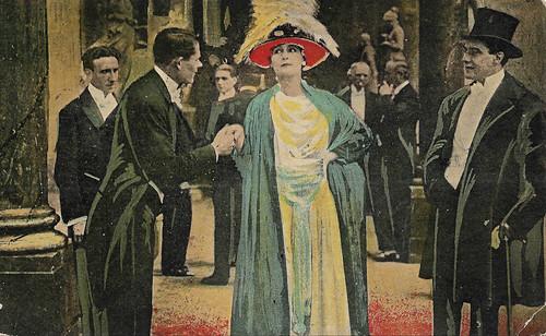 Hesperia in La principessa di Bagdad (1918)