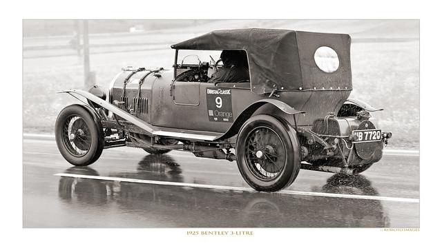 1925 Bentley 3-litre MB7720 Pohl (D) Ennstal-Classic (c) 2020 Bernard Egger :: rumoto images 1915 mono