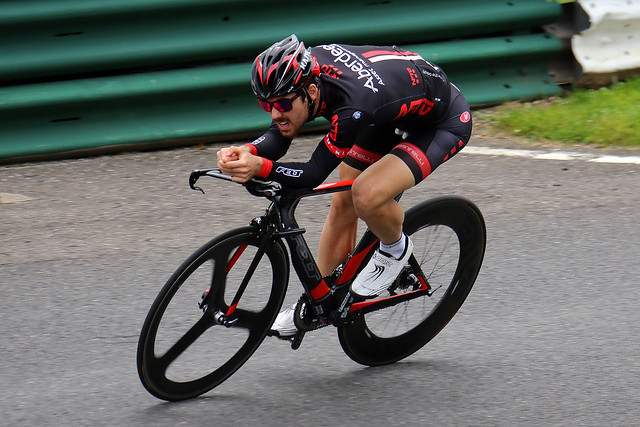 British Cycling National Time Trial Championship, Cadwell Park, 2015