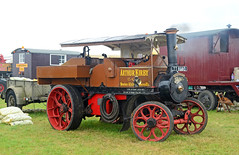"curly42 posted a photo:	Foden Type D Steam Tractor ""Perseverance"".New to Arthur Kirby,Newton Abbot Sawmills,Devon,on the 22nd July 1926.Seen here at the South Cerney Show - 4.8.12."