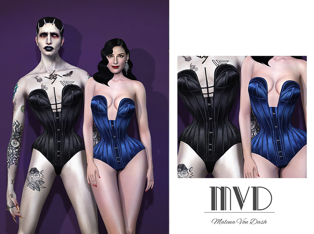 Madame Corset @Treschic May 2020